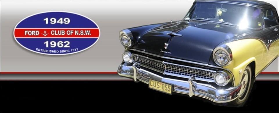 1949 – 1962 Ford V8 Club